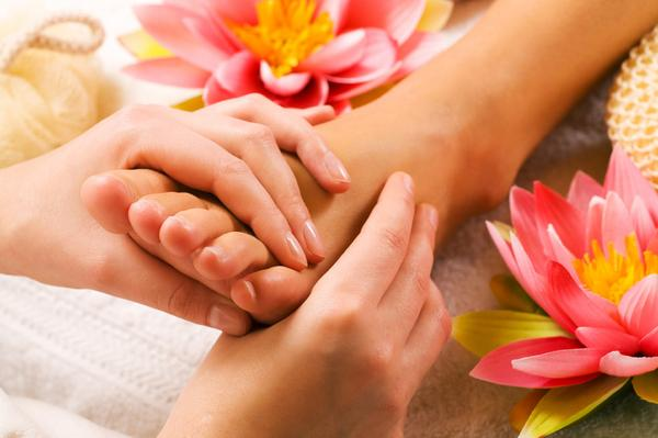 Lotus Crystal Spa Pedicure