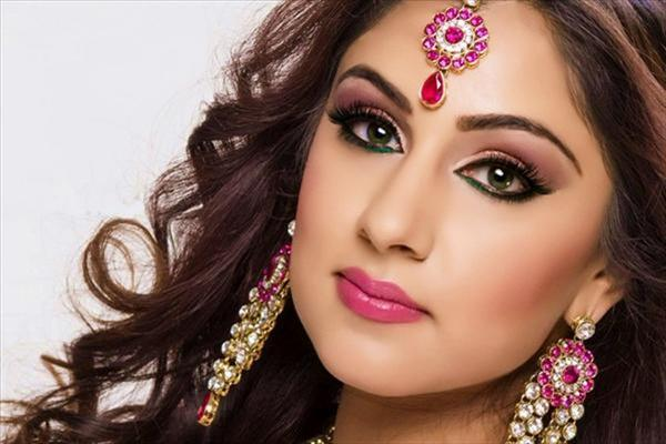 Reception HD Makeup